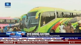Non-Indigenes Leave Kano Ahead Of Polls