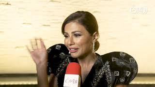 مهيرة عبدالعزيز تكشف عن سر جمالها لزهرة الخليج