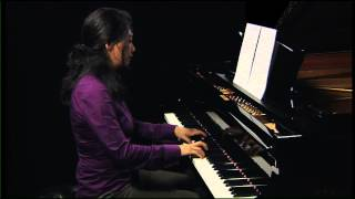Chenyin Li plays Burgmüller Ballade op 100 no 15