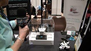 CES 2016: New Matter MOD-t 3D Printer