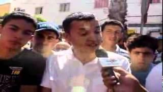 super march nador   anhar  25/06/2014  حسبنا الله ونعم الوكيل