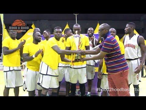 Accra Basketball League Finals 2019