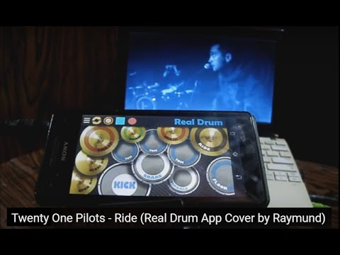 Twenty One Pilots  Ride Real Drum App   Raymund