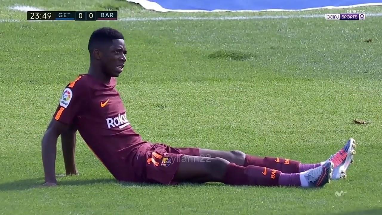 FC Barcelone: le retour d'Ousmane Dembélé enfin connu