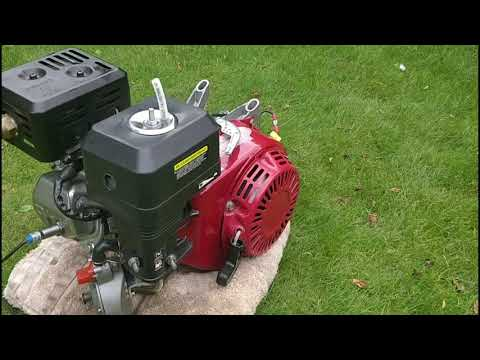 Pure Hydrogen Combustion Engine