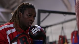 Video Claressa Shields Is Boxing For Gold download MP3, 3GP, MP4, WEBM, AVI, FLV Juli 2018