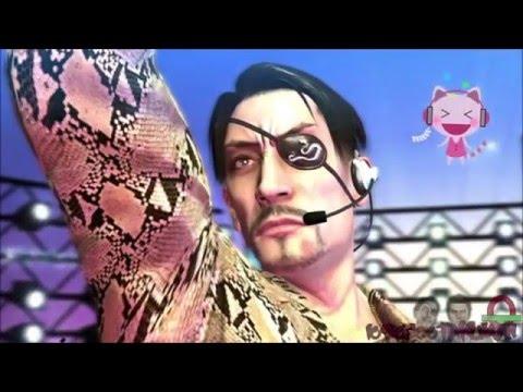 Goro Majima (真島 吾朗) - 24 Hour Cinderella (24時間シンデレラ) Lyrics (Romaji+Kanji+Eng) Yakuza 0 (龍が如く) OST