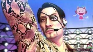 Goro Majima (真島 吾朗) - 24 Hour Cinderella (24時間シンデレラ) Lyrics (Romaji+Kanji+Eng) Yakuza 0 (龍が如く) OST シンデレラ 検索動画 25