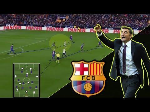 Valverde's Barcelona | Tactical Analysis (Part 1)