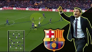 Valverde's Barcelona | Defense and Pressing | Tactical Analysis (Part 1/3)