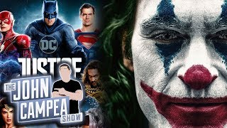 Joker Outperforms Justice League Opening Weekend - The John Campea Show
