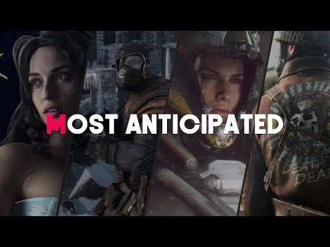 E3 2018's Most Anticipated & Confirmed Games