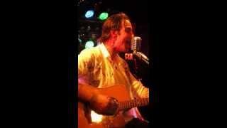 """Adam Gontier """"Chalk Outline""""Acoustic Live @ Iron Horse Birmingham, AL 6/14/2013"""