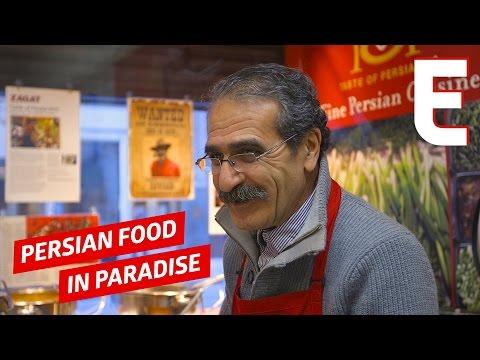 New York's Best Persian Food is Hidden Away in a Manhattan Pizza Restaurant