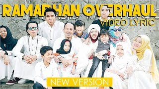 NEW VERSION - RAMADHAN BULAN TURUN MESIN (Lyric Video)
