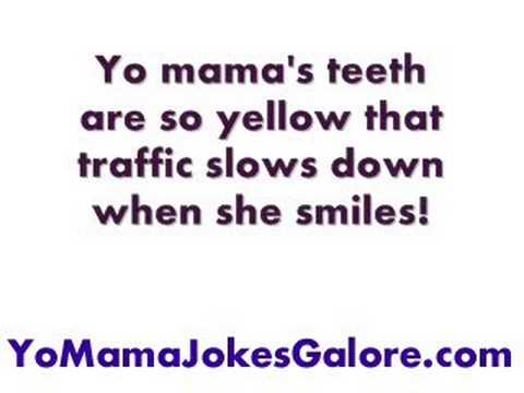 Top Ten Yo Mama Jokes 36