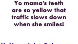Top 10 Yo Mama Jokes!