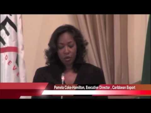 3rd Caribbean Conference on the International Financial Services pt 1 news report