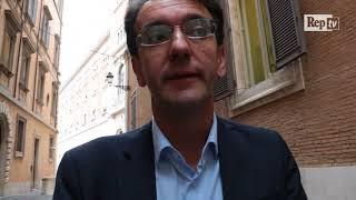 Grasso lascia Pd, D'Attorre (Mdp): ''Non tiriamolo per la giacchetta''