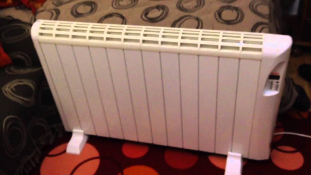 Radiadores calor azul leroy merlin estufas de calor - Estufas electricas bajo consumo leroy merlin ...