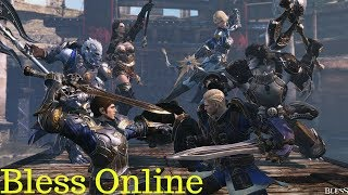 Bless Online - My quick thoughts and opinions.
