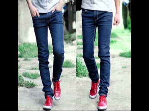 Top 10 skinny jeans for men - YouTube