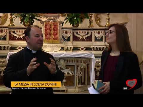 I GIORNI CHE CAMBIARONO IL MONDO - La messa in Coena Domini