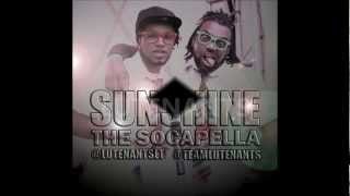 SUNSHINE (SOCAPELLA) - LUTENANTS [2013 UNITED KINGDOM SOCA]