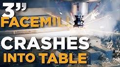 Crashing Your CNC Machine - Vlog #32