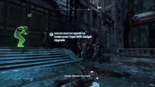 Batman arkham city Mr Zsasz Side Mission Part 1