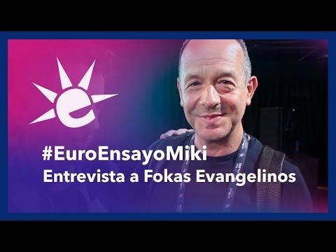 Fokas Evangelinos Revela Los Cambios Tras El Primer Ensayo De España 2019