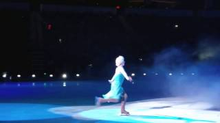 Let It Go - Frozen Disney on Ice Dream Big Live 2/3/2017
