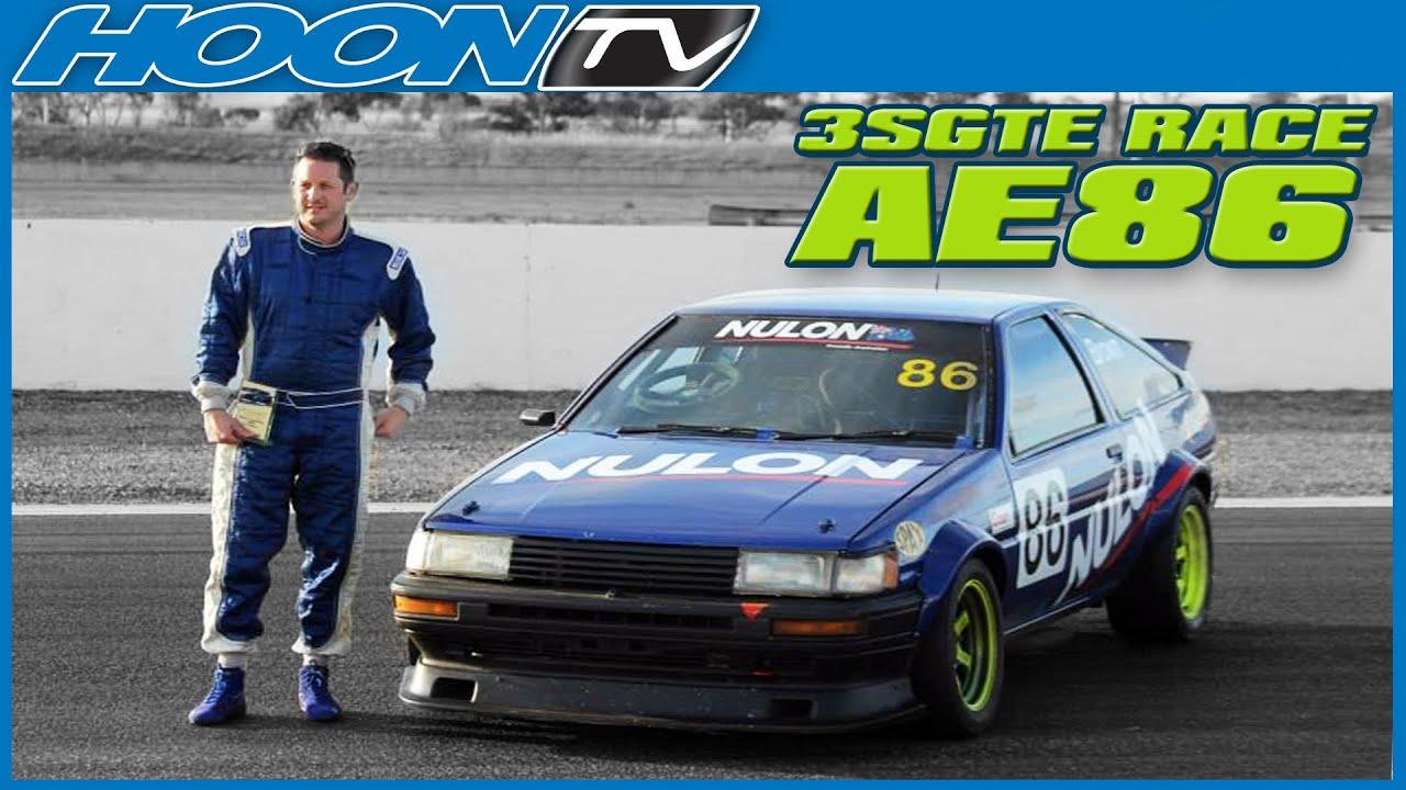 Turbo Ae86 Race Car Youtube