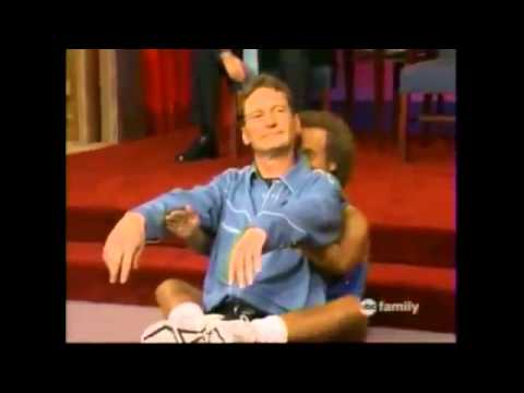 Whose Line Is It Anyway - Richard Simmons CLOSED CAPTIONED