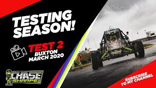 CHASE SHARPE - JUNIOR SPECIAL - BUXTON RACEWAY - MARCH 2020 TEST