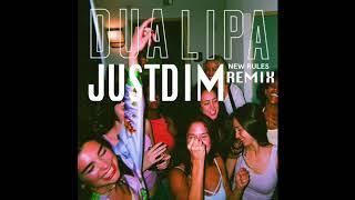 Скачать Dua Lipa New Rules JustDim Remix