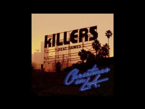 The Killers - Christmas In L.A (Official Audio)