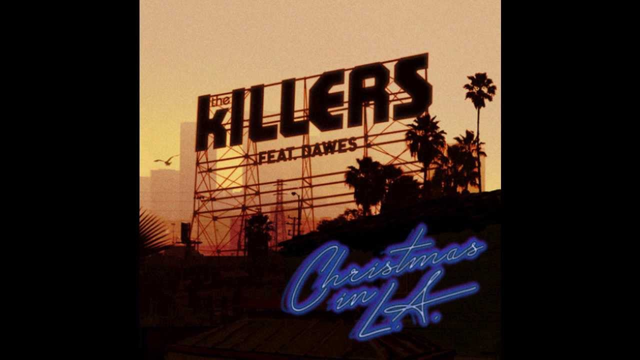 The Killers - Christmas In L.A (Official Audio) - YouTube