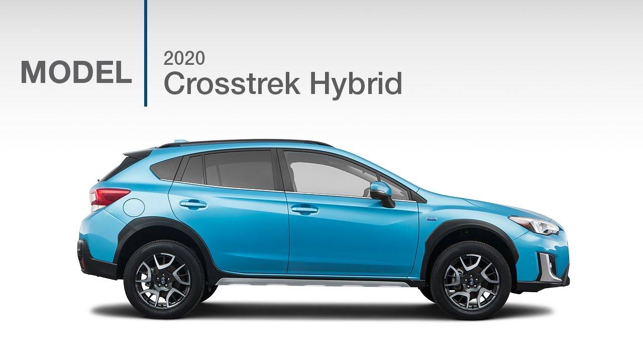 2020 Subaru Crosstrek Hybrid Model Review Youtube