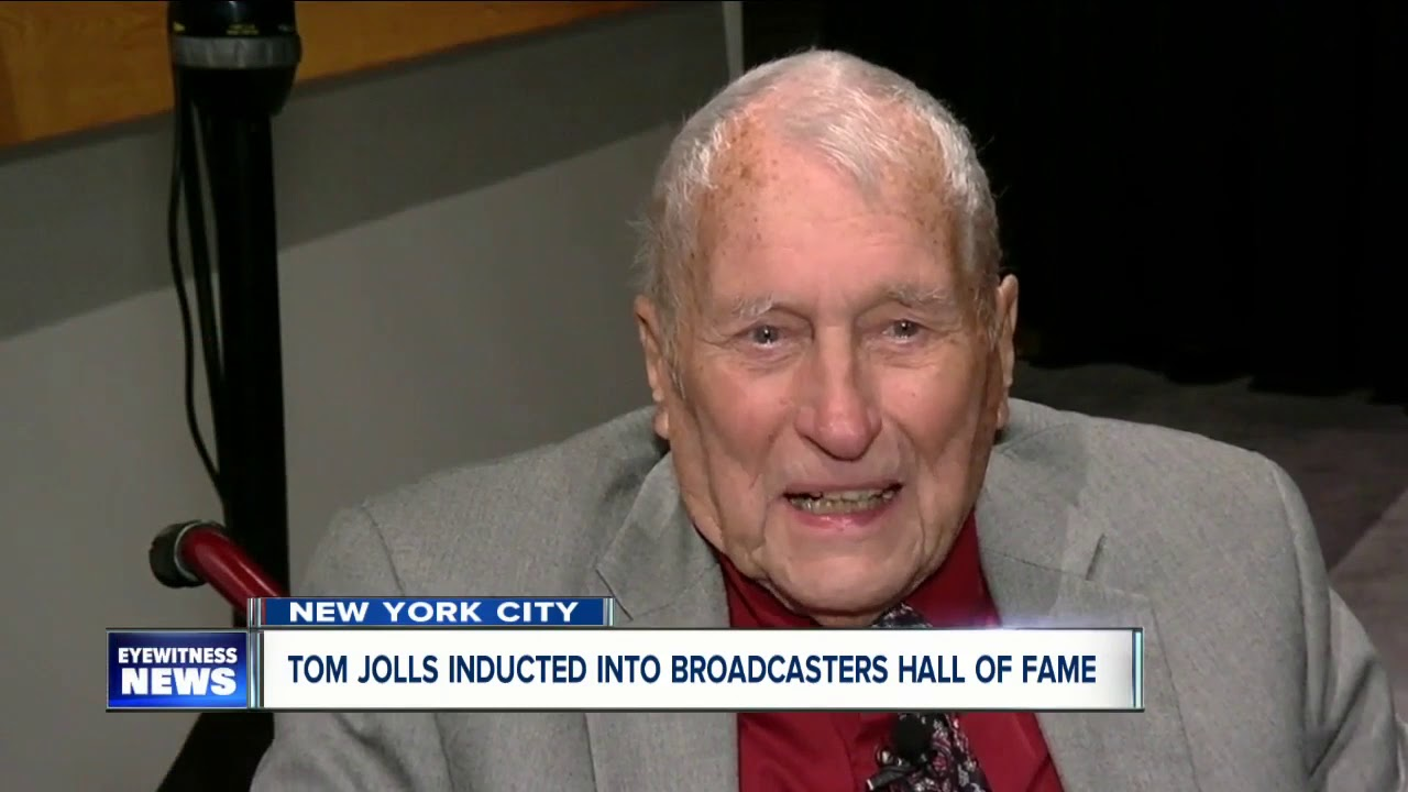 Commander Tom Jolls Inducted Into New York State