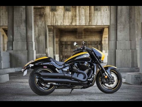 2016 Suzuki Boulevard M109r Review Official