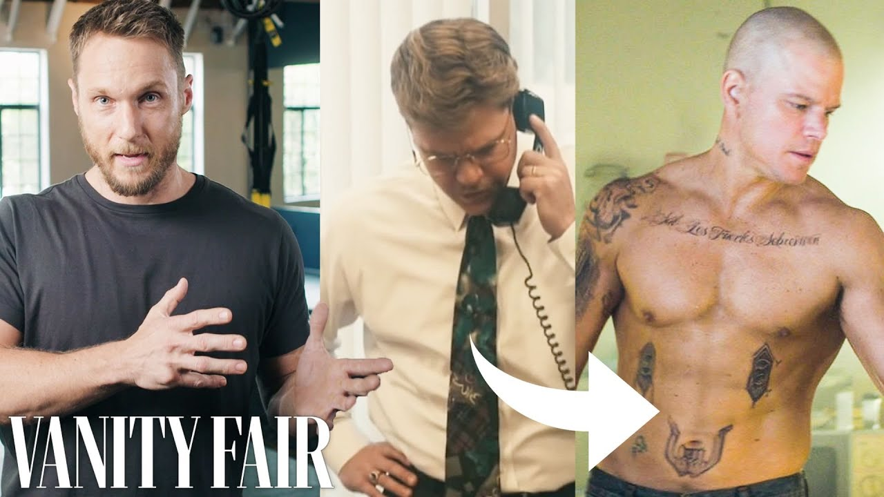 How a Celebrity Trainer Got Matt Damon, Jennifer Aniston & More in Shape | Vanity Fair