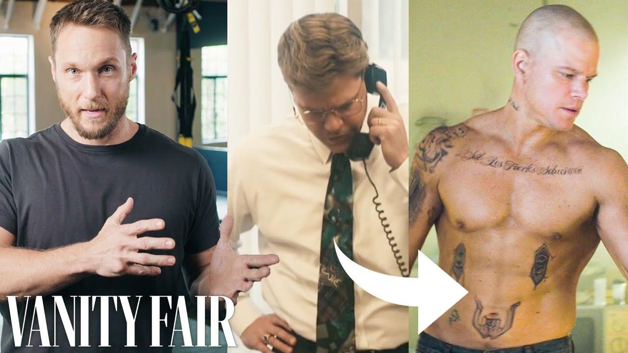 How a Celebrity Trainer Got Matt Damon, Jennifer Aniston & More in Shape | Vanity Fair