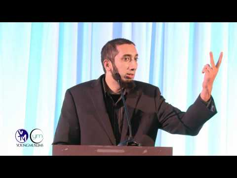 Speaking the common Language - Nouman Ali Khan