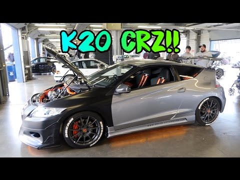 K20 SWAPPED CRZ !! @thatboysopher