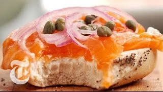 Bagels And Lox - Cooking With Melissa Clark | The New York Times