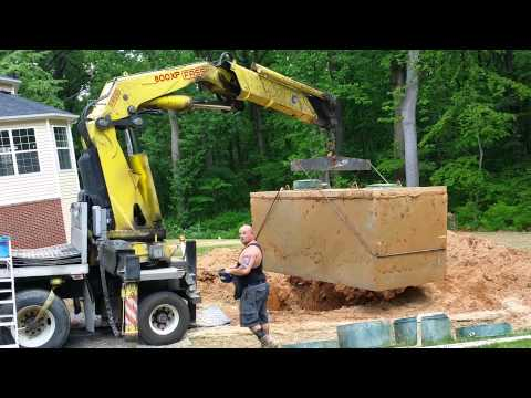 Septic Tank Replacement in Tallmadge