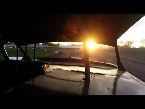 Fiesta City Speedway 2016 Jeremy Grinager Heat Race  05 06 16