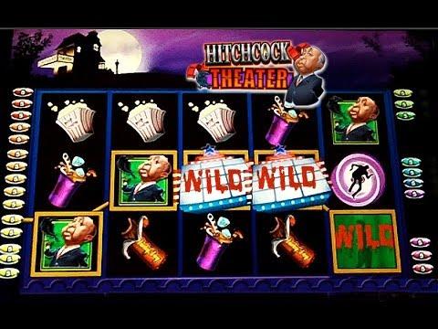 Slot machine cinema
