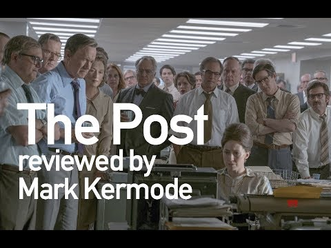 The Post reviewed by Mark Kermode streaming vf